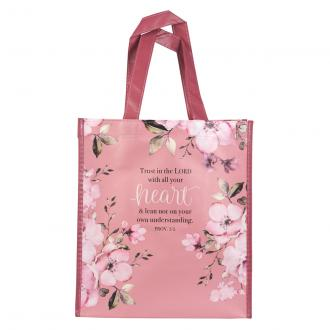 TOT 103 Shopping Bag - Trust In The Lord With All Your Heart