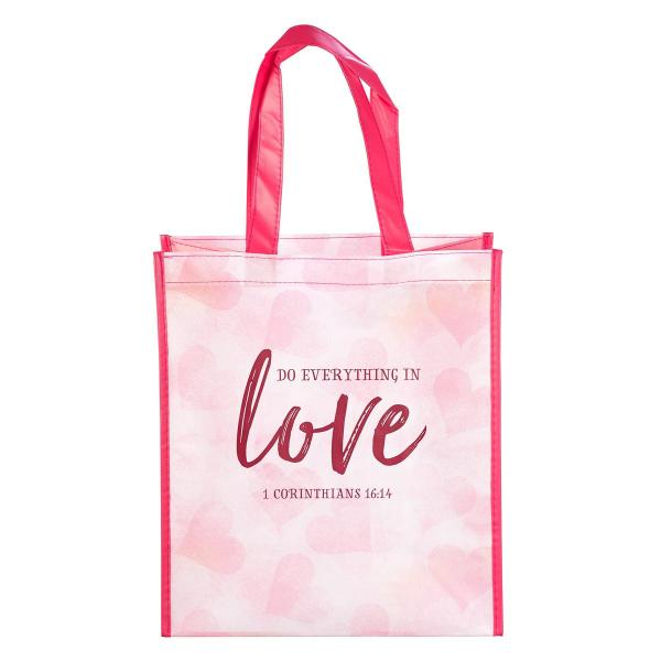 TOT 106 Shopping Bag - Do Everything In Love