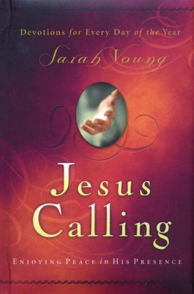 Andaktsbok - Jesus Calling - Devotions For Every Day Of The Year - Sarah Young
